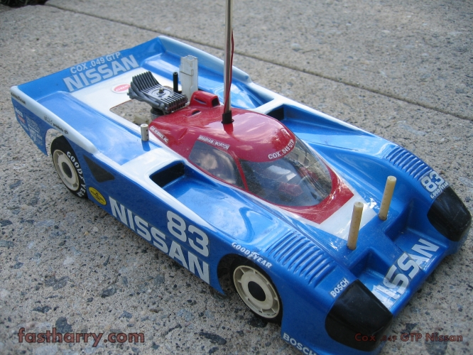 Cox Rc Car For Sale
