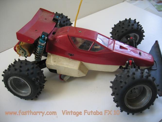 fastharry.com Vintage Futaba FX 10