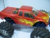 www.fastharry.com Vintage Traxxas TMAXX fully optioned