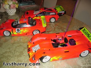Fastharry™ HPI Challenge RC Cars
