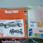 Kyosho Rocky RC Kit