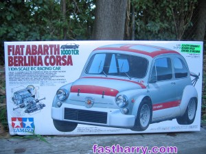 Tamiya_Fiat_Abarth_Berline_Corsa at fastharry.com