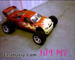 fastharry.com HPI MT 4WD Radio Control Car