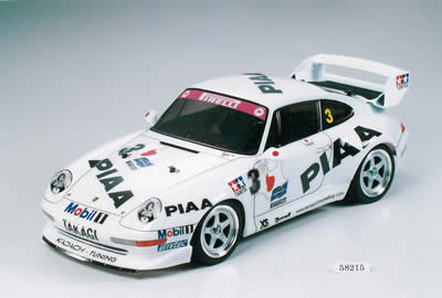 vintage tamiya piaa porsche 911 gt2 58215 limited edition. Black Bedroom Furniture Sets. Home Design Ideas